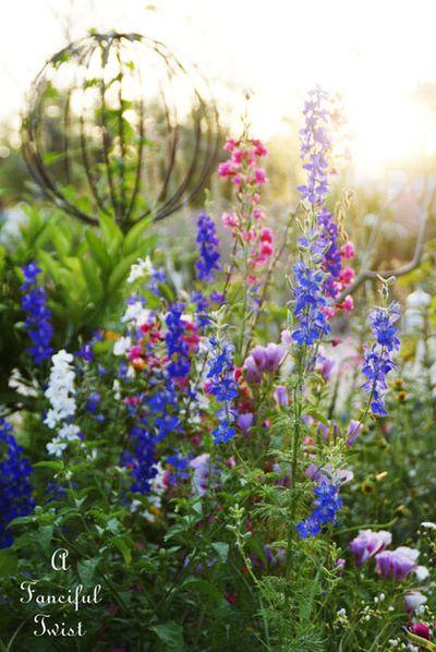 Spring garden 15a