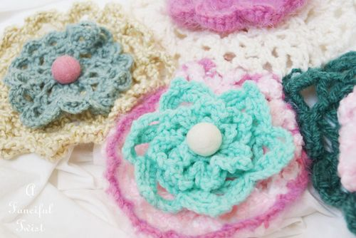 Crochet day 1