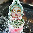 Madeline Sweet Pistachio Cherry Fairy Cake 1