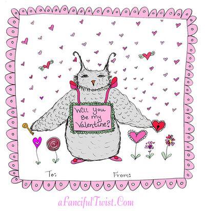 A Fanciful Twist Valentines 4