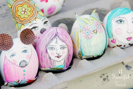 Arty egg 33a