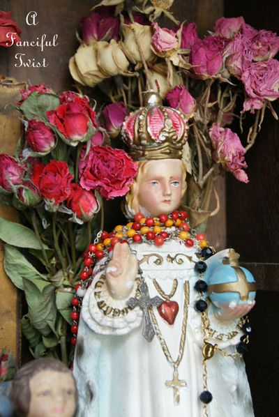 Saints and Flowers 7