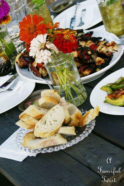 Summer harvest feast 11