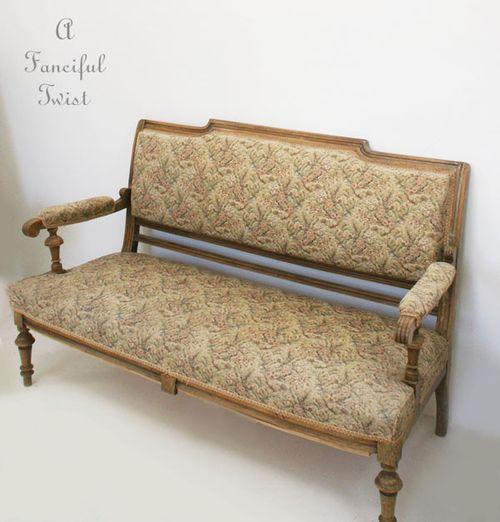 Painted Sofa Fabric 4