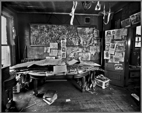 Henry darger studio