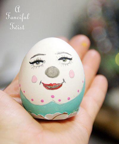 Arty egg 20a