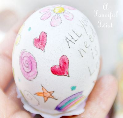 Arty egg 29a