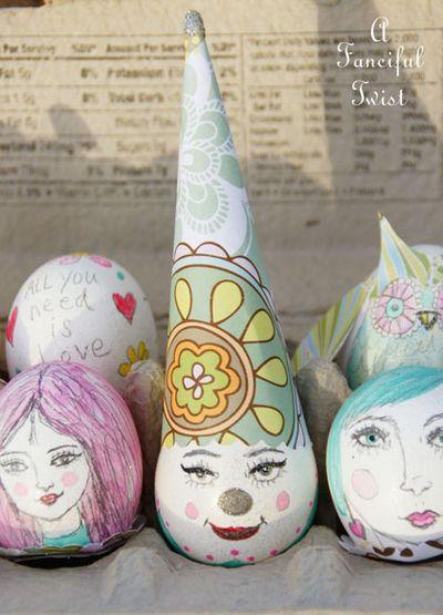 Arty egg 26a
