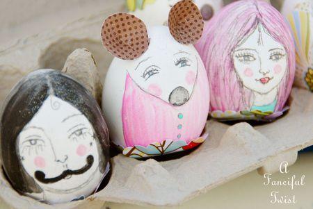 Arty egg 32a