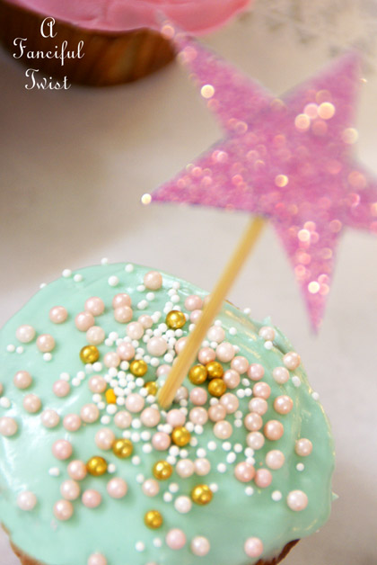 Cupcake toppers 6