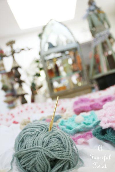 Crochet day 3