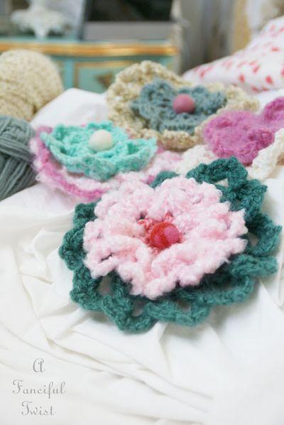Crochet day 5
