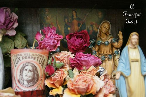 Saints and Flowers 9