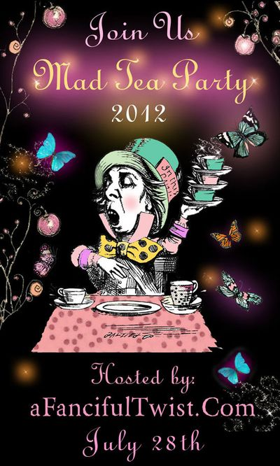 Mad Tea Party 2012 Flyer