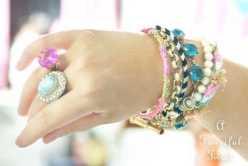 Friendship Bracelets 13