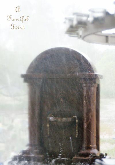 Rain in the desert 8