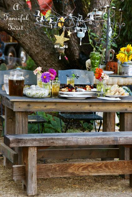 Summer harvest feast 14