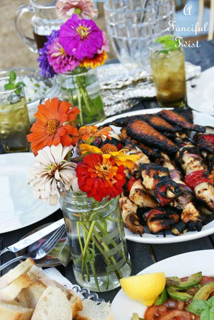 Summer harvest feast 12