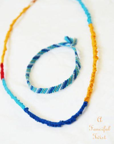 Friendship Bracelets 12