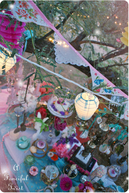 Mad tea party 45a