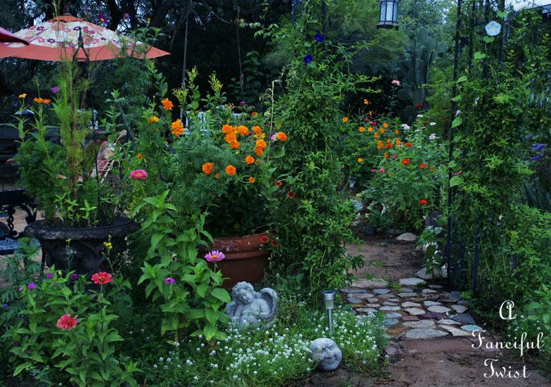 Garden collecting 11