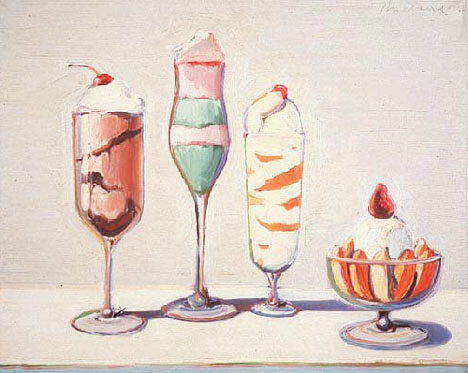 Wayne Thiebaud Confections