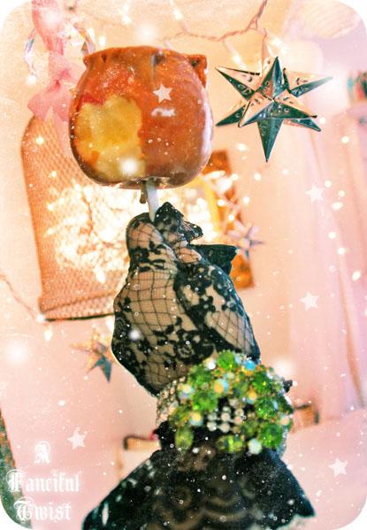 Caramel apple party