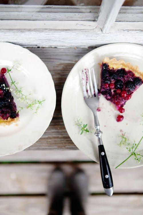 Berry Tart 2