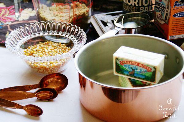Caramel corn 6