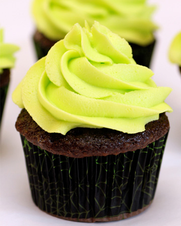 Glow-in-the-dark-cupcake
