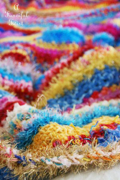 Crochet blanket 5 a