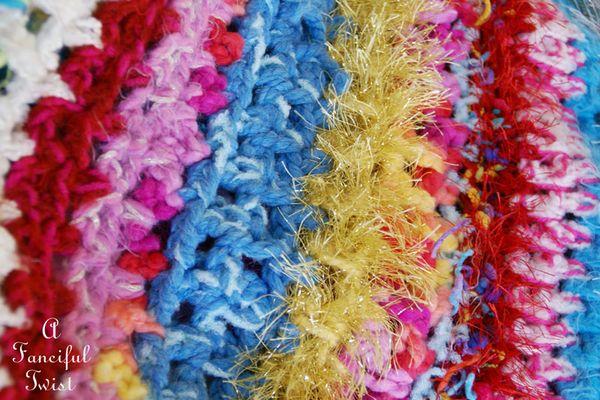 Crochet blanket 4 a