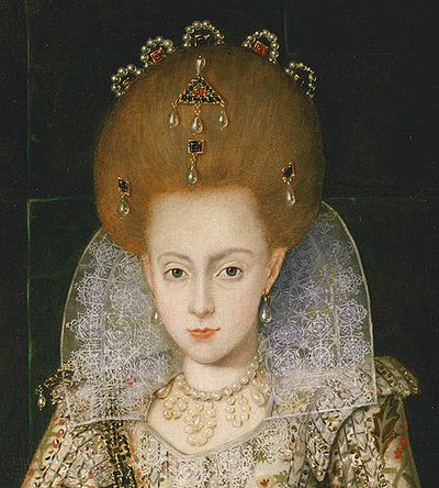 Princess Elizabeth 1596 to 1662