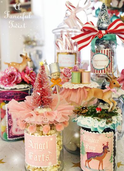 Christmas Jar Labels 7