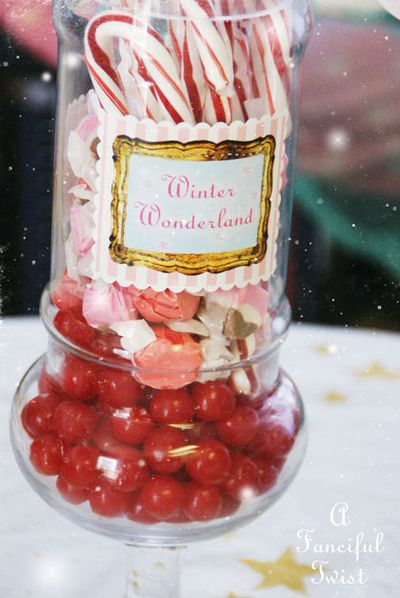 Christmas Jar Labels 11