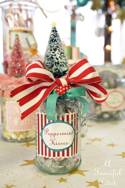 Christmas Jar Labels 10