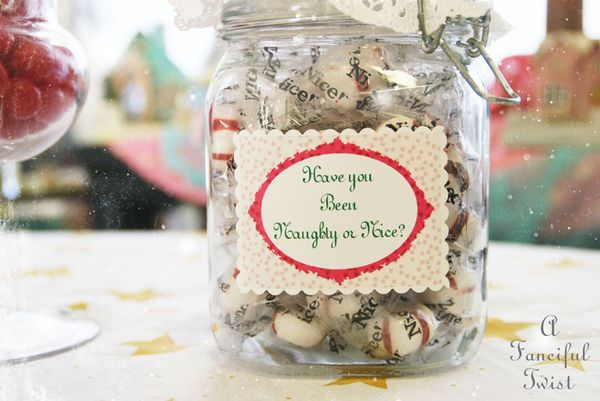 Christmas Jar Labels 15