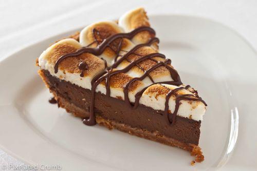 Smores Pie 2