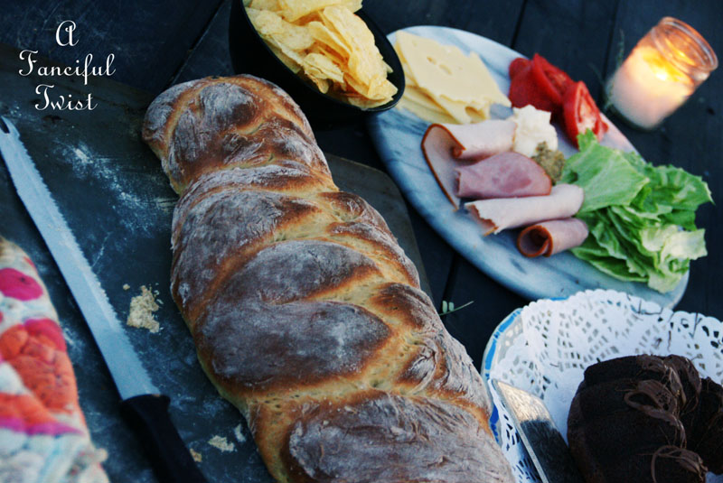 Evening picnic 3