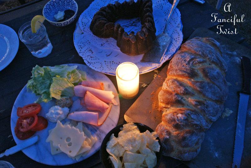 Evening picnic 6