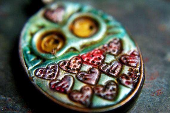 Owlie love by Tesori Trovati 2
