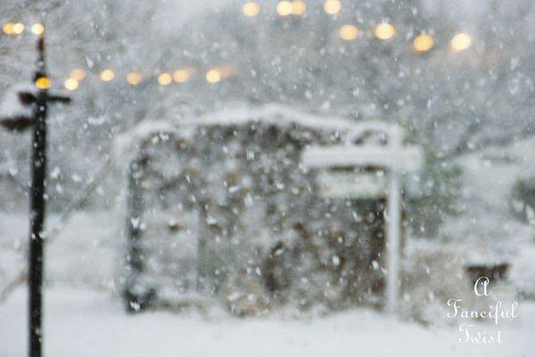 Snow fall 13