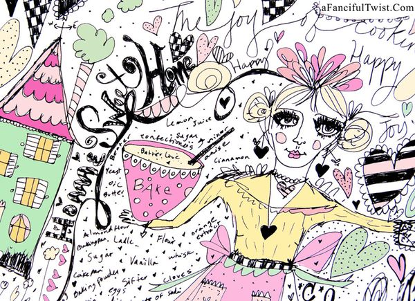 Doodle sweet 7