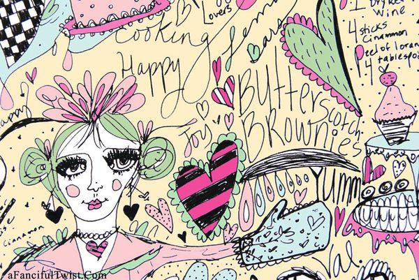 Doodle sweet 5