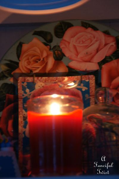 Candle flower 1