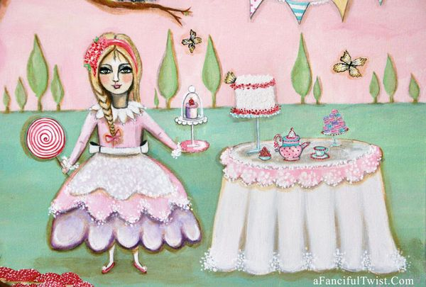 Tea Party in the Magical Cypress Grove 4