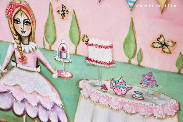 Tea Party in the Magical Cypress Grove 7