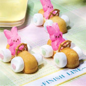 Twinkie Car Bunnies