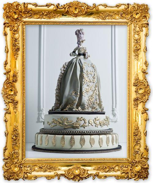 Cake Opera Morretto Mask