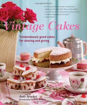 Vintage Cakes Heirloom recipes